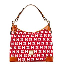 Dooney & Bourke® NCAA University of Nebraska Hobo Bag