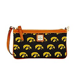 Dooney & Bourke® NCAA® Iowa Large Slim Wristlet
