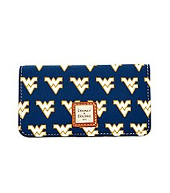 Dooney & Bourke® NCAA® West Virginia Large Slim Phone Case