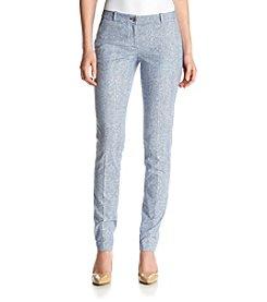 MICHAEL Michael Kors® Printed Skinny Pants