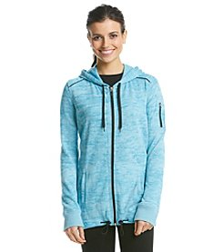 Exertek® Petites' Fleece Anorak Jacket