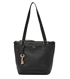 Fossil® Small Leather Shopper
