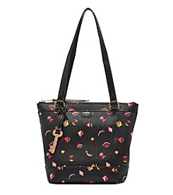 Fossil® Small Printed Shopper