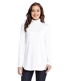 Karen Kane® Long Sleeve Turtleneck Top
