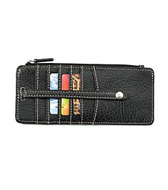 Relativity® Pebble Slim Organizer Wallet