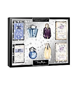 Thierry Mugler Deluxe Coffret Of Miniatures Gift Set