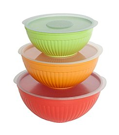 Nordic Ware® 6-pc. Prep N' Serve Covered Bowl Set