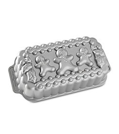 Nordic Ware® Gingerbread Man Loaf Pan