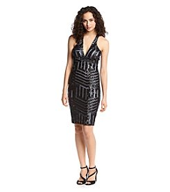 Trixxi® Sequin Midi Dress