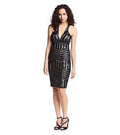 Trixxi® Sequin Midi Dress