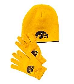 NCAA® Iowa Child's Hat & Glove Set