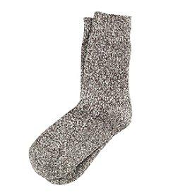 Cuddl Duds® Twist Rib Crew Socks