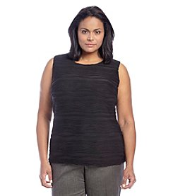 Calvin Klein Plus Size Knit Tank