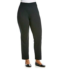 Lauren Ralph Lauren® Plus Size Solid Pant