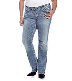 Silver Jeans Co. Plus Size Bootcut Jeans