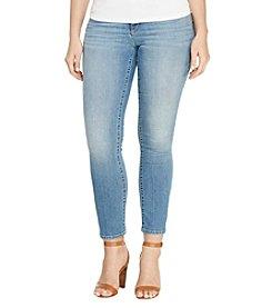 Lauren Ralph Lauren® Plus Size Slim Straight Jeans