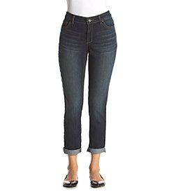 Ruff Hewn Petites' Dust Bowl Skinny Jeans