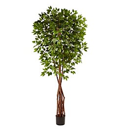 Nearly Natural® Super Deluxe Ficus Tree