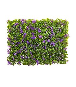 Nearly Natural® Set of 12 Clover Mat