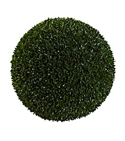 Nearly Natural® Boxwood Ball