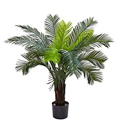Nearly Natural® UV Resistant Cycas Tree