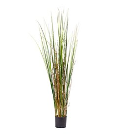 Nearly Natural® Grass and Bamboo Plant