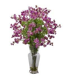 Nearly Natural® Dancing Daisy Silk Flower Arrangement
