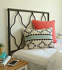 W.Designs Moroccan Twin Size Headboard