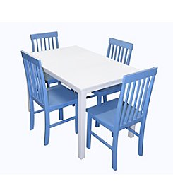 W.Designs Greyson 5-Piece Dining Set