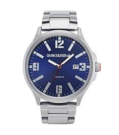 Quiksilver® Men's The Beluka Watch - Silver