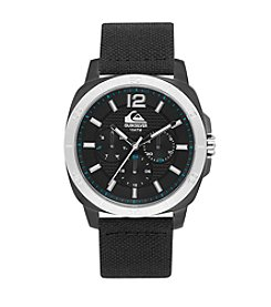 Quiksilver® Men's The Drifter Watch - Black