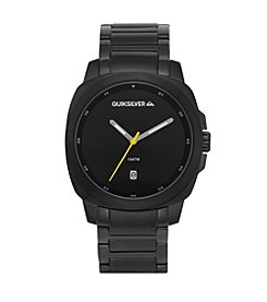 Quiksilver® Men's The Sovereign Watch - Black