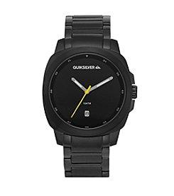 Quiksilver® Men's The Sovereign Watch - Black