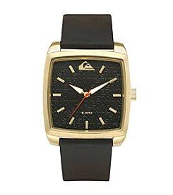 Quiksilver® Men's The Bruiser Watch - Rectangle