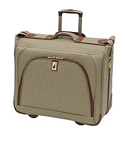 London Fog® Olive Houndstooth Cambridge 360 Ultra Light 44
