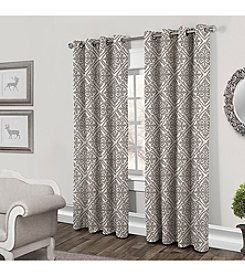 Exclusive Home Sira Grommet Window Curtain