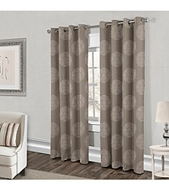 Exclusive Home Akola Grommet Window Curtain