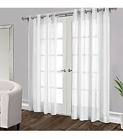 Exclusive Home Apollo Grommet Window Curtain