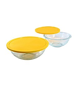 Pyrex® 4-pc. Mixing Bowl Set
