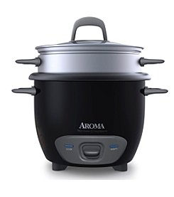 Aroma® 6-Cup Pot Style Rice Cooker