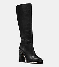 COACH JUSTINA TALL BOOT