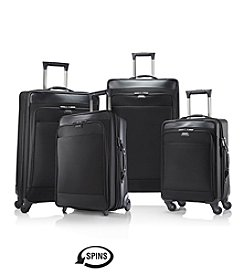 Hartmann® Intensity Belting™ Black Luggage Collection + $50 Gift Card by mail