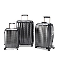 Hartmann® InnovAire™ Hardside Graphite Luggage Collection + $50 Gift Card by mail