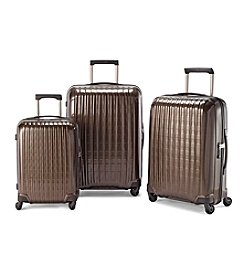 Hartmann® InnovAire™ Hardside Earth Luggage Collection + $50 Gift Card by mail