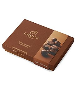 Godiva® Large All Milk Chocolate Gift Box