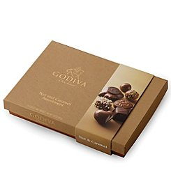 Godiva® Large Nut And Caramel Gift Box