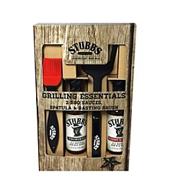 Roadhouse Stubbs Deluxe BBQ Grilling Set
