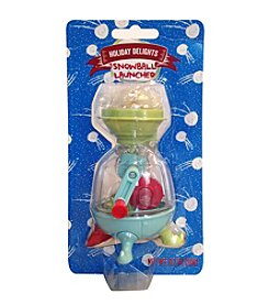 Poop Happens Snowball Launcher Novelty Candy Dispenser