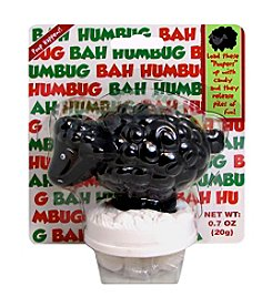 Poop Happens Bah Hum Bug Novelty Candy Dispenser