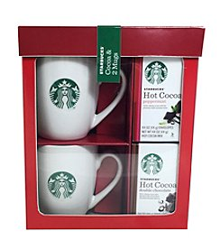 Starbucks® Cocoa For Two Set